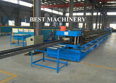 Automatic Punch Steel Cable Baki Roll Forming Machine Photovoltaic Stents