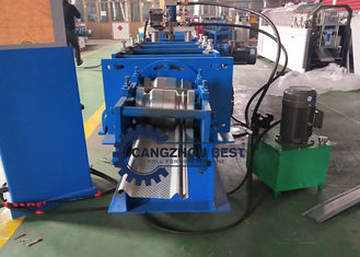 77mm Shutter Slat Roller Door Membuat Cold Roll Forming Machine