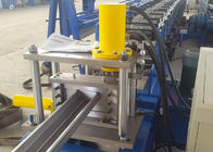 kualitas baik Lembaran atap mesin roll forming & 11kw Power Door Frame Roll Forming Machine / Bending Making Machine Dijual